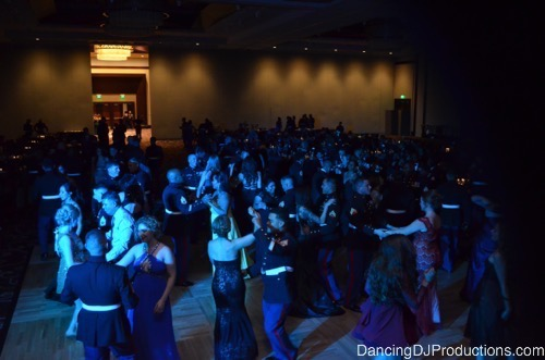 Military Ball DJ in Valley Center