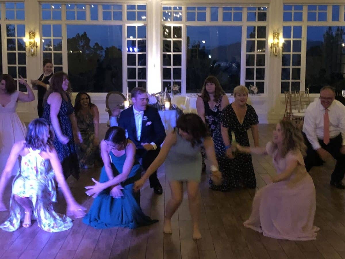 Guests danced well into the night at Carmel Mountain Ranch Country Club